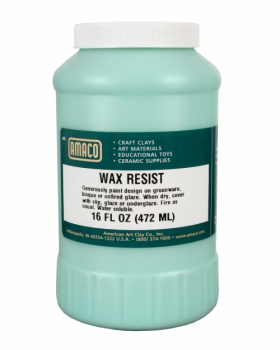 HM015 Wax Resist, 473 ml